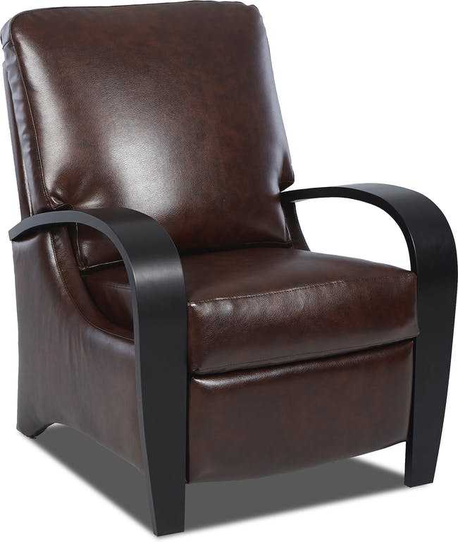 Ralph Leather Recliner Sofa Selections, Bent Wood Arm Recliner